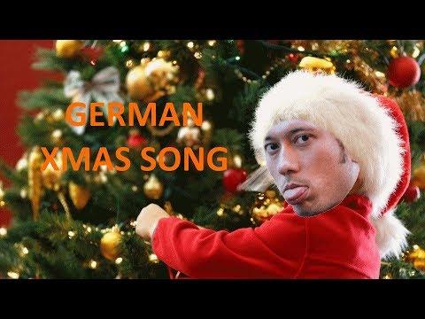 Matt Heafy (Trivium) - German Christmas Song (Klingglöckchen Klingelingeling) I Metal Cover