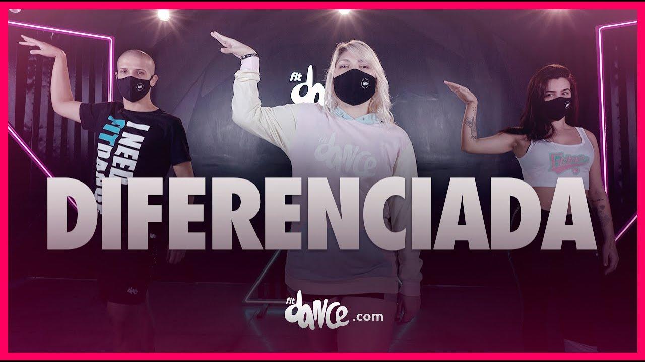 Diferenciada - LT, Jerry Smith | FitDance (Coreografia) | Dance Video