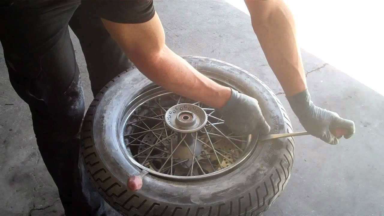 Balance A Street Motorcycle Tire