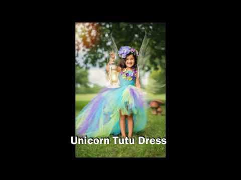 Unicorn Tutu Unicorn Costume Unicorn Dress Unicorn Party Dress Unicorn Birthday Outfit Unicorn 1st Birthday Unicorn Dress for girls