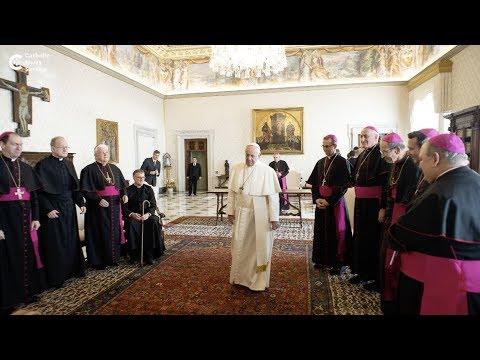 Pope, U.S. bishops, talk politics, abortion