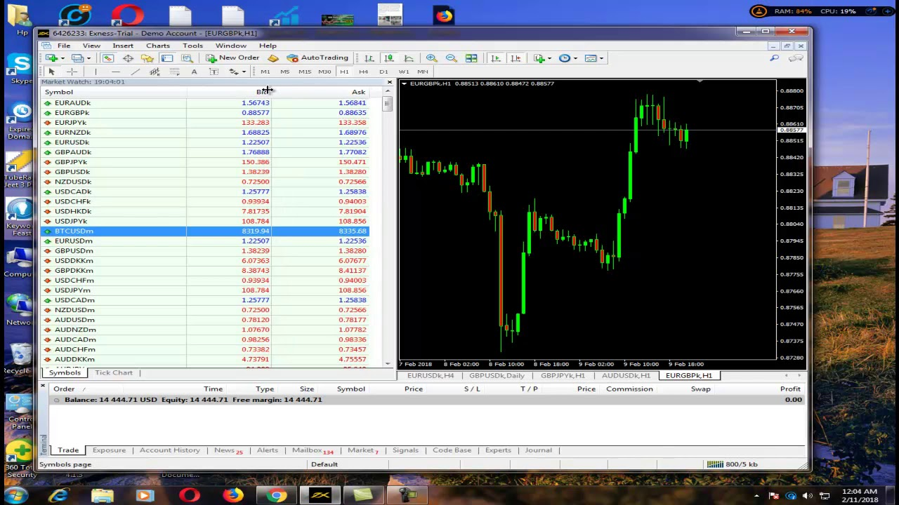 What is bid and ask in forex