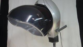 オオヒロ EXCEL 業務用ヘアードライヤー 大広製作所 理美容
