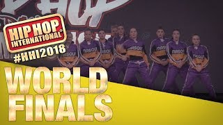 Masque - New Zealand | Bronze Medalist Varsity Division at HHI's 2018 World Finals