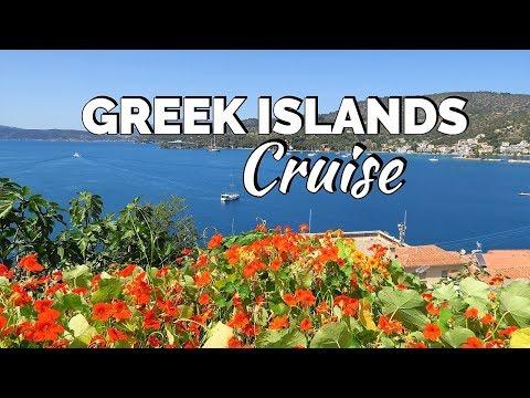 Greek Islands Cruise / Poros, Hydra & Aegina