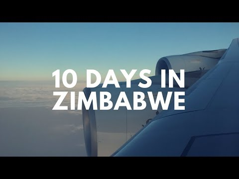 VLOG: 10 DAYS IN ZIMBABWE