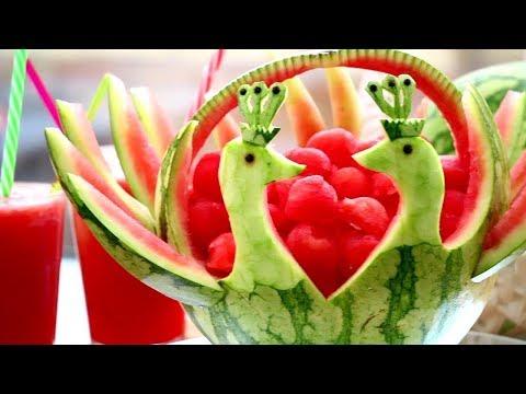 Art In Watermelon
