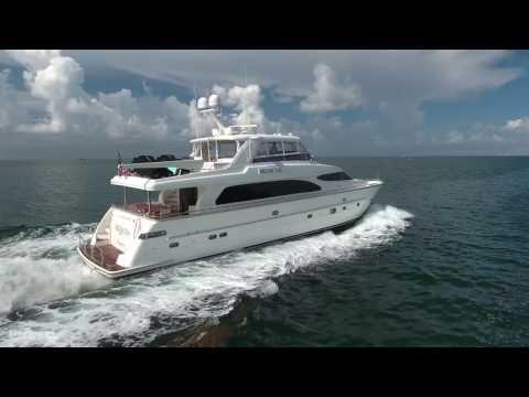 Horizon 82 Motoryacht SILVANA [Yacht Tour]