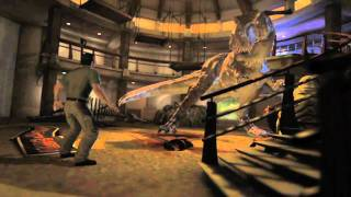 Jurassic Park - Return to Isla Nublar Interview