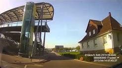 2015 04 14 vom  Bahnhof  zum Luxor Kino Wiesloch Walldorf