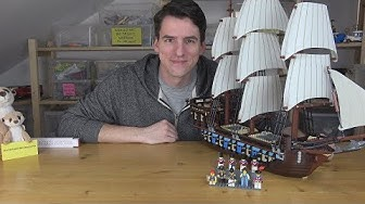 LEGO® Pirates 10210 - Imperiales Flaggschiff