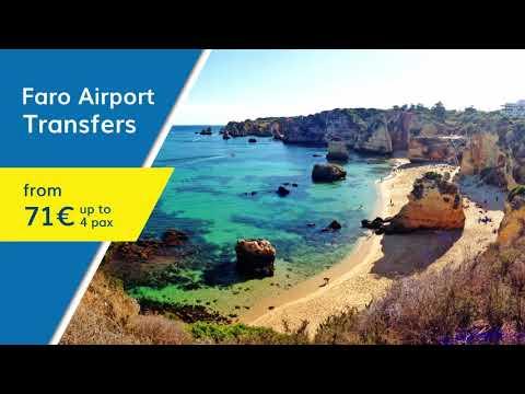 Faro Airport Transfers To Lagos - Yellowfish Transfers
