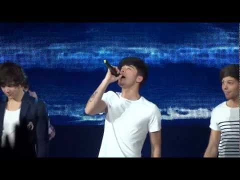 Moments - One Direction Chicago