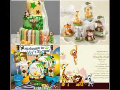 cheap baby shower decorating ideas for boys youtube