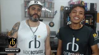 Diário da RB - EP. 04 (15/09/18) - Botafogo x América MG