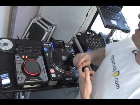 PIONEER CDJ-400 USB Drive Load Times & More