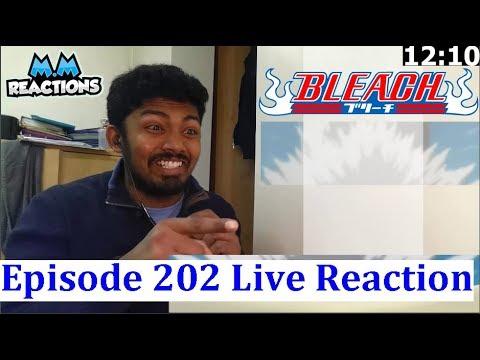 Download Kenpachi vs Nnoitra!!- Bleach Anime Episode 202 Live Reaction