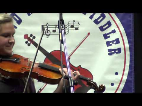Carson Lorraine McKee - 2012 Grand Master Fiddler Youth Division Preliminary Round