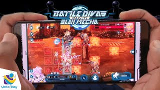 Battle Divas: Slay Mecha: REAL gameplay trailer