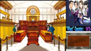 Phoenix Wright T&T Case 2, Part 17: Momocon Warning