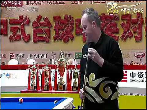 John Higgins VS Zheng Yubo (Poor Picture Quality)