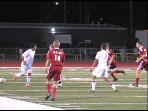 10-13-2011 High School Soccer @ Dodge City, KS