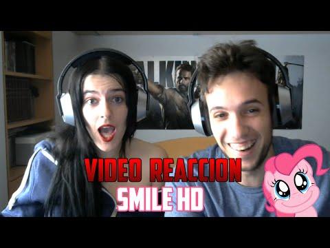 YUGO Y YAIMA VÍDEO REACCIÓN   SMILE HD