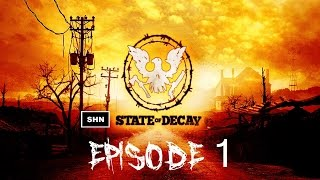State Of Decay: Episode 1 1080p/60fps Walkthrough Longplay Gameplay No Commentary