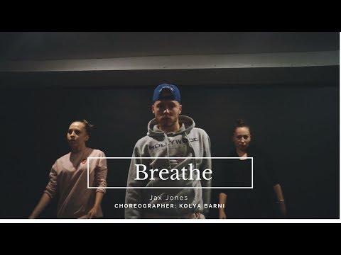 Jax Jones – Breathe | choreographer: Kolya Barni