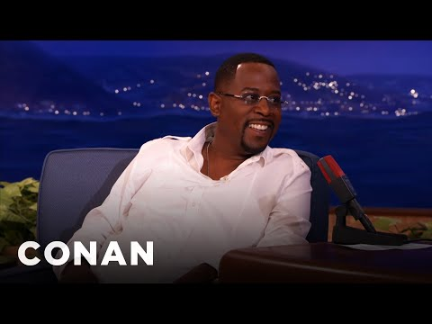 Martin Lawrence Announces