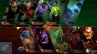 Dread's stream | Dota 2 - Battle Cup |