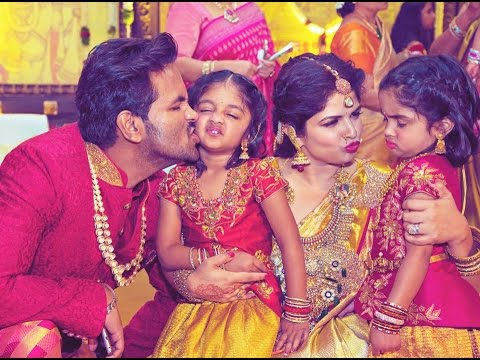 actor-manchu-vishnu-with-family-unseen-personal-video