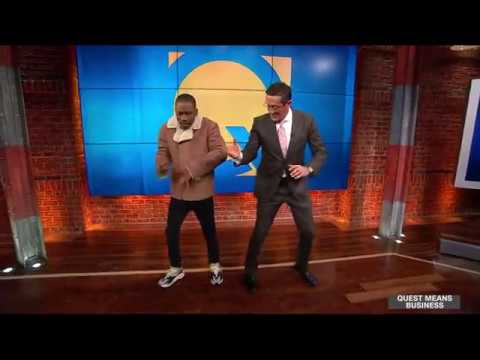 """Fortnite Lawsuit: Richard and 2 Milly """"Milly Rock"""" up the Dow"""