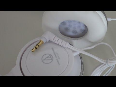 Audio Technica ATH-SJ11 Headphones Review