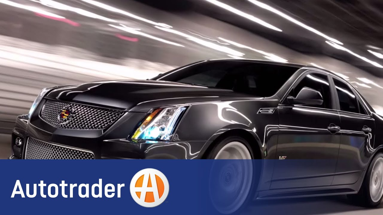 Cadillac Cts V Autotrader >> 2014 Cadillac CTS - Luxury Sedan | 2013 New York Auto Show | AutoTrader - YouTube