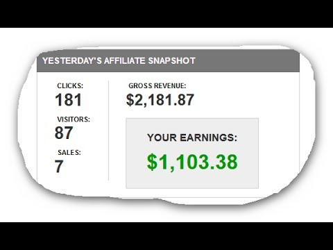 JVZoo For Beginners How To Make Money Using JVZoo And Earn $1,000 High Ticket Commissions