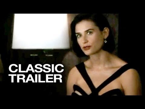 Indecent Proposal (1993) Official Trailer #1 - Demi Moore Movie HD
