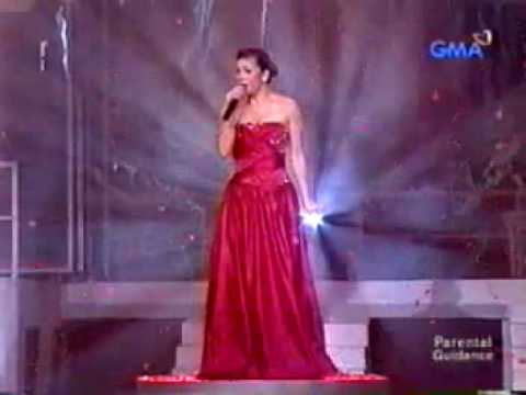 I Don't Wanna Miss A Thing - Regine Velasquez @ Sun Cellular Anniversary