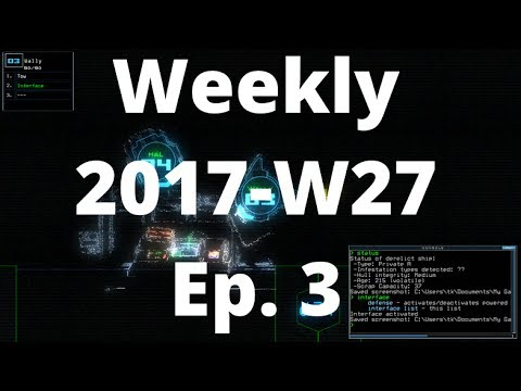 Duskers - Weekly Challenge 2017-W27 - Episode 3 (finale!)