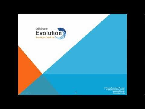 Offshore Evolution Pvt. Ltd.  -  Who We Are