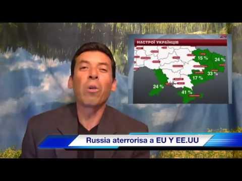 Russia Aterrorisa a EU Y EE UU