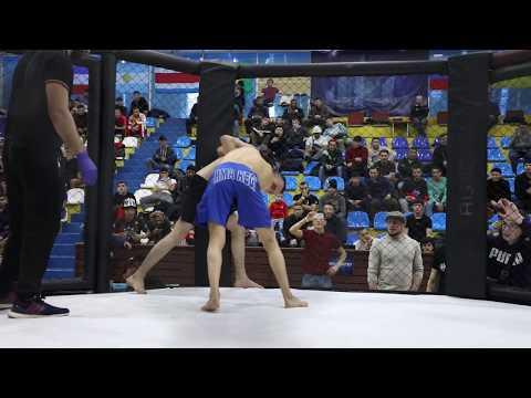 Колизей: Битва Чемпионов 10: Хасанбой Собиров (Узбекистан) vs. Доронбек Фаругбек (Кыргызстан)   61кг