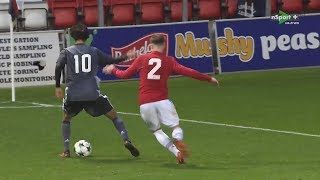 17 Years Old Joao Felix vs Manchester United | EVERY TOUCH