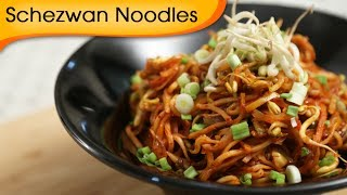 Schezwan Noodles Recipe - Easy to Make Quick Homemade Chinese Noodles Recipe By Ruchi Bharani