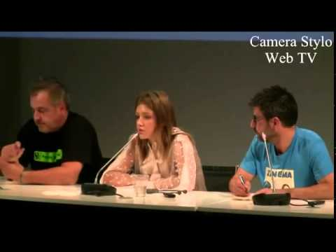 Adèle Exarchopoulos Greece Press Conference Eng Sub