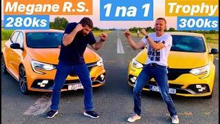 1 na 1 - Megane R.S. vs Megane R.S. Trophy - usporedili Juraj Šebalj i Miroslav Zrnčević