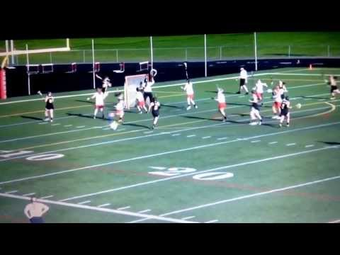Maddie Knapp Jr. From South Jefferson High School. Lacrosse highlight video