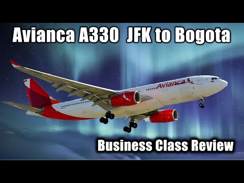 Flight Report   Avianca   Airbus A330   Business Class Bogot