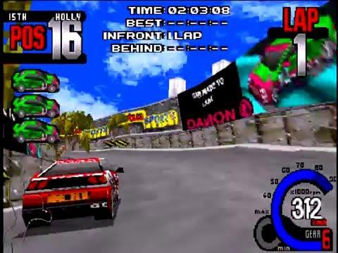 Creative 3D Blaster VLB: Fatal Racing/Whiplash - Epiphan DVI2PCIe Capture Test