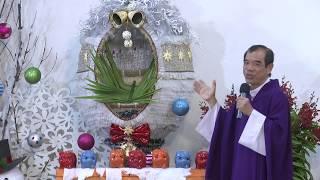 GDTM - Bài giảng Lòng Thương Xót Chúa ngày 23/12/2017